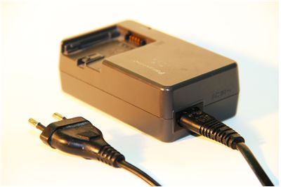 Picture Of Battery Charger For Digital Camera