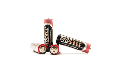 Picture Of Duracell Alkaline Batteries