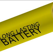 Picture Of Long Lasting Battery